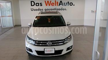 Foto venta Auto usado Volkswagen Tiguan Track & Fun 4Motion Navegacion Piel (2012) color Blanco Candy precio $220,000