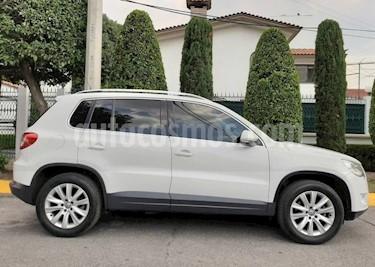 Volkswagen Tiguan Track & Fun 4Motion Piel usado (2010) color Blanco precio $178,000