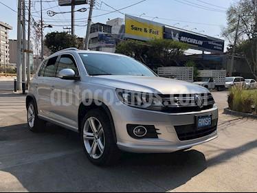Foto venta Auto Seminuevo Volkswagen Tiguan Track & Fun 4Motion (2015) color Plata Reflex precio $279,000