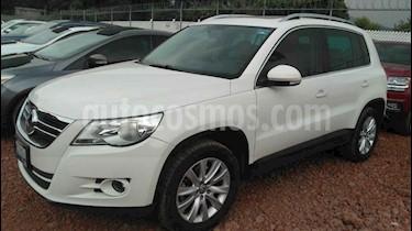 Foto venta Auto usado Volkswagen Tiguan Track & Fun Piel (2011) color Blanco precio $187,065