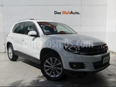 Foto venta Auto usado Volkswagen Tiguan Track & Fun Piel (2016) color Blanco Candy precio $332,000