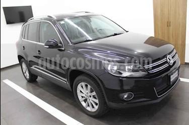 Foto Volkswagen Tiguan Track & Fun Piel usado (2016) color Negro precio $315,000