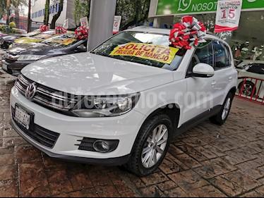 Volkswagen Tiguan Track & Fun usado (2015) color Blanco Candy precio $255,000
