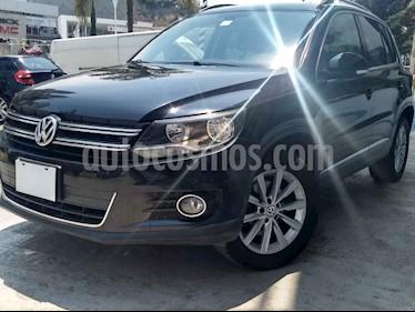 Foto venta Auto usado Volkswagen Tiguan Track & Fun (2012) color Negro precio $195,000