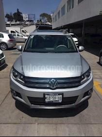 Foto venta Auto usado Volkswagen Tiguan Track & Fun (2014) color Plata precio $249,000