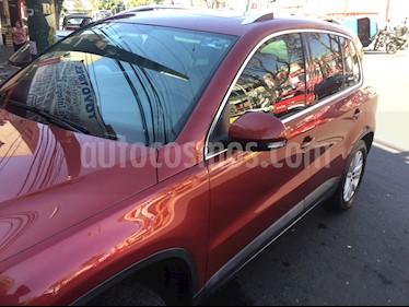 Volkswagen Tiguan Track & Fun usado (2011) color Marron precio $170,000