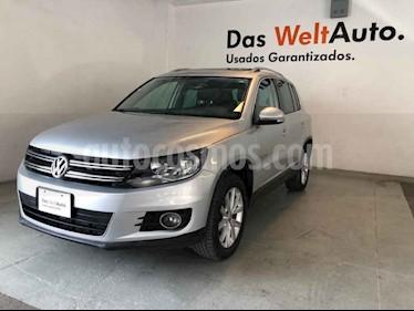 Foto venta Auto usado Volkswagen Tiguan Track & Fun (2012) color Plata precio $197,000