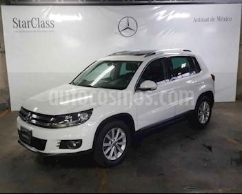 Foto venta Auto usado Volkswagen Tiguan Track & Fun (2012) color Blanco precio $209,000