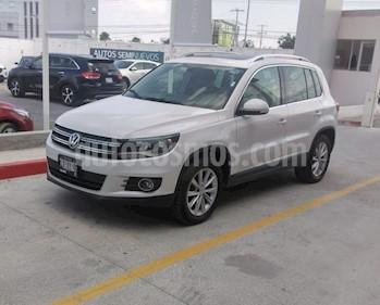 Foto Volkswagen Tiguan Track & Fun usado (2015) color Blanco Candy precio $240,000
