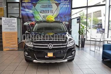 Foto venta Auto usado Volkswagen Tiguan Track & Fun (2014) color Negro precio $280,000