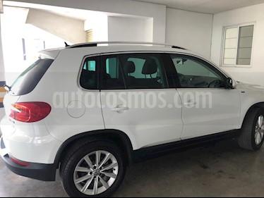 Volkswagen Tiguan Track & Fun usado (2015) color Blanco Candy precio $260,000
