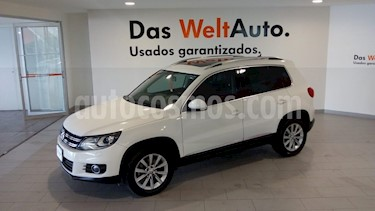 Foto venta Auto Seminuevo Volkswagen Tiguan Track & Fun (2012) color Blanco Candy precio $220,000