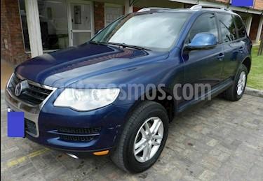 Volkswagen Tiguan Trend & Fun Tiptronic usado (2008) color Azul precio $28.000.000