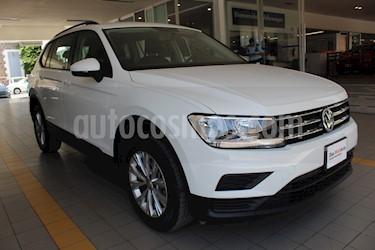 Volkswagen Tiguan Trendline Plus usado (2019) color Blanco precio $387,000