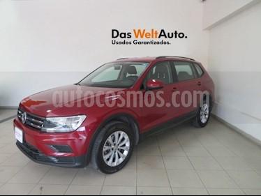 Foto venta Auto usado Volkswagen Tiguan Trendline Plus (2018) color Rojo Rubi precio $355,926