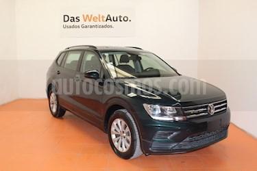 Foto venta Auto usado Volkswagen Tiguan Trendline Plus (2018) color Verde Oscuro precio $248,000