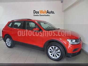 Foto venta Auto Seminuevo Volkswagen Tiguan Trendline Plus (2018) color Naranja precio $355,556
