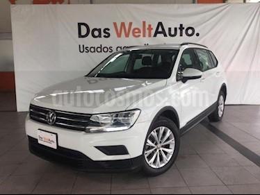 Foto venta Auto usado Volkswagen Tiguan Trendline Plus (2018) color Blanco precio $375,000