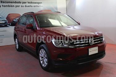Foto Volkswagen Tiguan Trendline Plus usado (2018) color Rojo Rubi precio $345,000