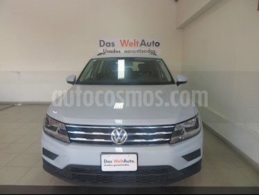 Foto venta Auto usado Volkswagen Tiguan Trendline Plus (2018) color Blanco Alaska precio $344,379