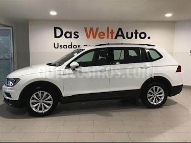 Foto Volkswagen Tiguan Trendline Plus usado (2018) color Blanco precio $358,000