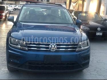 Volkswagen Tiguan Trendline Plus usado (2018) color Azul precio $339,000