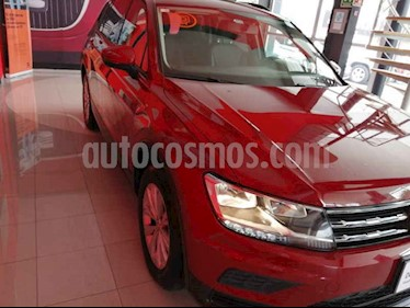 Foto venta Auto usado Volkswagen Tiguan Trendline Plus (2018) color Rojo precio $350,000