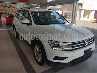 Foto venta Auto usado Volkswagen Tiguan Trendline (2018) color Blanco precio $375,000
