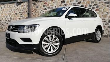 Foto venta Auto usado Volkswagen Tiguan Trendline (2018) color Blanco precio $389,000