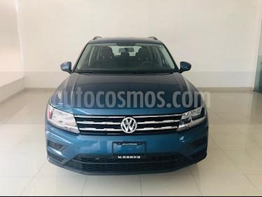 Foto venta Auto usado Volkswagen Tiguan Trendline (2018) color Azul precio $309,900