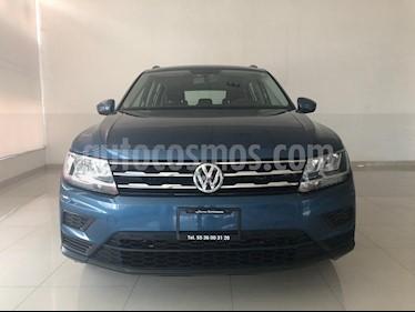 Foto venta Auto usado Volkswagen Tiguan Trendline (2018) color Azul precio $314,900