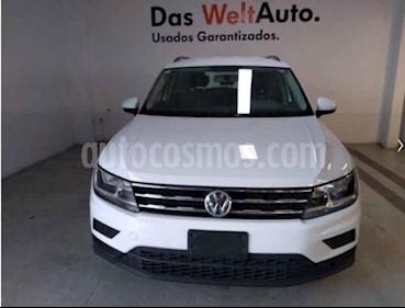 Foto venta Auto usado Volkswagen Tiguan Trendline (2018) color Blanco precio $356,990