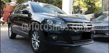 Foto venta Auto usado Volkswagen Tiguan Wolfsburg Edition (2017) color Negro Profundo precio $335,000