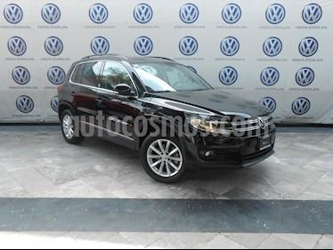 Foto venta Auto Seminuevo Volkswagen Tiguan Wolfsburg Edition (2017) color Negro Profundo precio $369,000