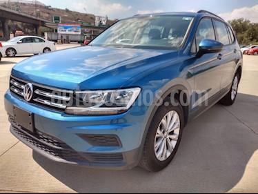 Foto venta Auto usado Volkswagen Tiguan Wolfsburg Edition (2018) color Azul precio $359,000