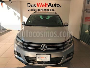 Foto venta Auto Seminuevo Volkswagen Tiguan Wolfsburg Edition (2017) color Plata Reflex