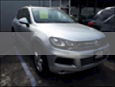 Foto venta Auto usado Volkswagen Touareg 3.0L V6 FSI Hybrid (2013) color Plata precio $375,000