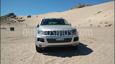 Foto venta Auto usado Volkswagen Touareg 3.0L V6 TDi Navegacion (2011) color Plata precio $269,000