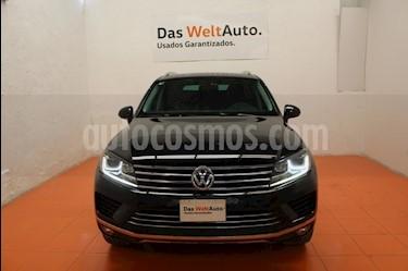 Foto venta Auto Seminuevo Volkswagen Touareg 3.0L V6 TDI (2016) color Negro Profundo precio $545,000