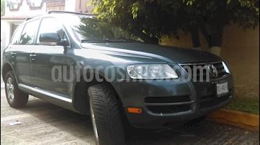 Volkswagen Touareg 3.2L V6 Premium usado (2007) color Verde precio $110,000