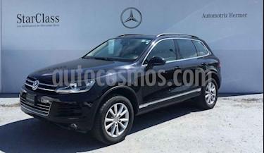 Foto Volkswagen Touareg 3.6L V6 usado (2014) color Negro precio $339,900