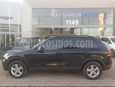 Volkswagen Touareg 3.0 TDi Life usado (2013) color Blanco precio $12.345.678