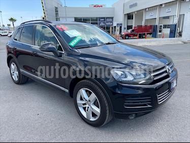 foto Volkswagen Touareg 5P HIBRIDO V6 3.0 T Y 24 VOLT usado (2013) color Negro precio $248,000