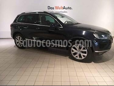 Foto Volkswagen Touareg 3.0L V6 TDi  usado (2016) color Azul precio $525,000