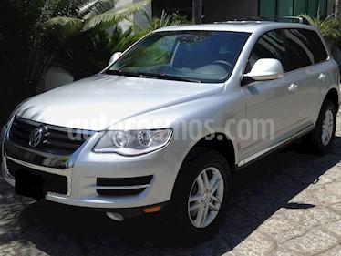 Volkswagen Touareg 3.6L V6 Premium usado (2009) color Plata precio $295,500