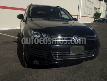 Foto venta Auto usado Volkswagen Touareg TOUAREG V5 TDI DIESEL (2012) color Negro precio $315,000
