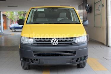 Foto venta Auto usado Volkswagen Transporter Cargo Van  (2014) color Naranja precio $220,000