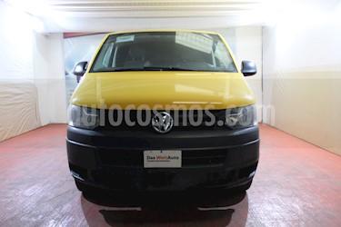 Foto venta Auto usado Volkswagen Transporter Cargo Van  (2014) color Naranja precio $250,000