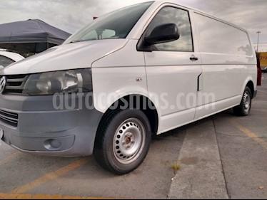 Foto venta Auto usado Volkswagen Transporter Cargo Van (2012) color Blanco precio $173,000