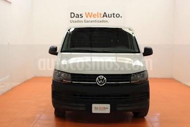 Foto venta Auto usado Volkswagen Transporter Cargo Van (2017) color Blanco precio $303,000